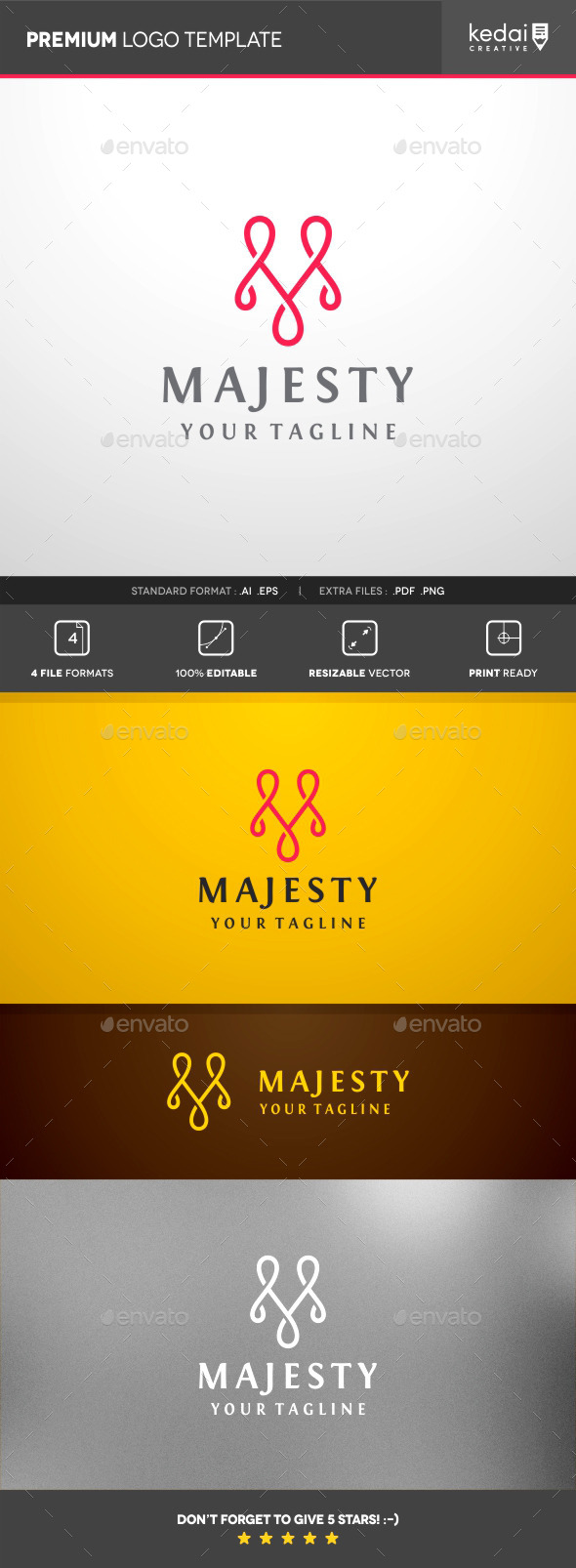 GraphicRiver Majesty 10156149