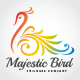 Majestic Bird Logo - GraphicRiver Item for Sale