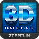 3D Text Effects Vol.1 - GraphicRiver Item for Sale
