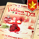 Valentines Menu Special Dinner Promotion - GraphicRiver Item for Sale