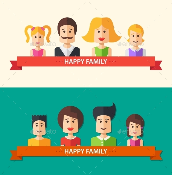 GraphicRiver family Icon 10157695