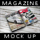 Magazine / Catalog  Mock-Up - GraphicRiver Item for Sale