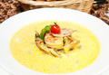 Shrimp soup puree of mushrooms and vegetables - PhotoDune Item for Sale