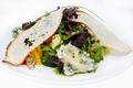 salad with cheese, meat and vegetables - PhotoDune Item for Sale