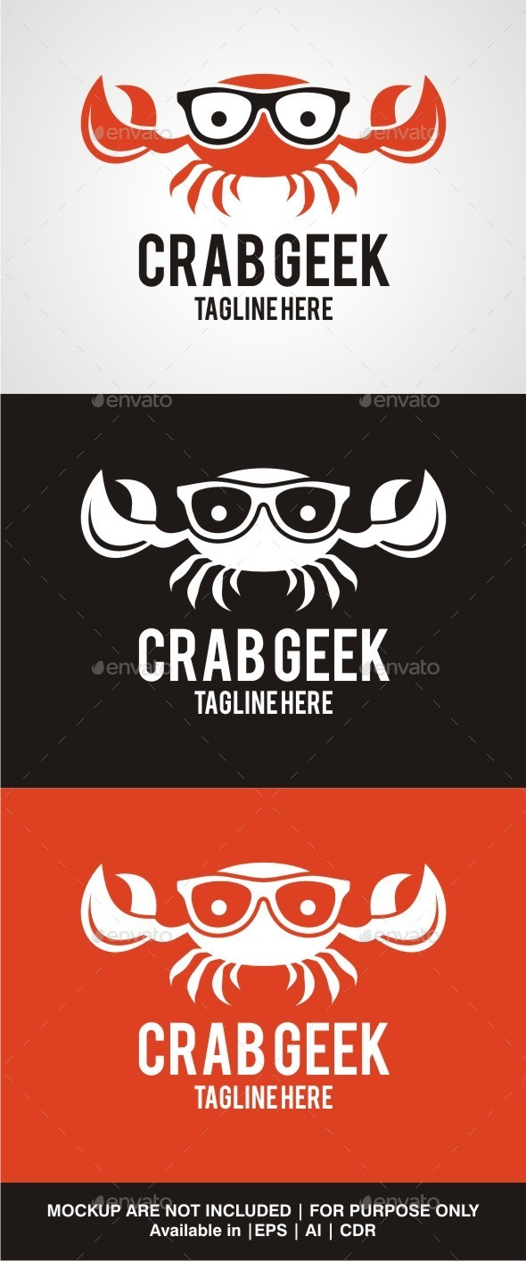 GraphicRiver Crab Geek 10159697
