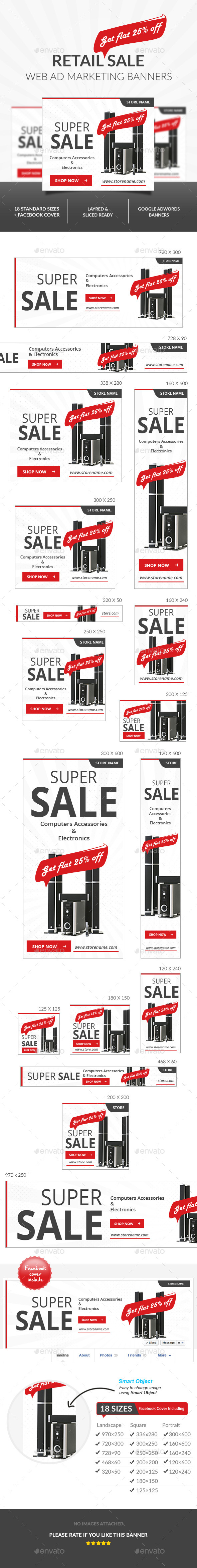 GraphicRiver Retail Sale Ad Banners 10159717