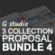 Gstudio Proposal Bundle 4 - GraphicRiver Item for Sale