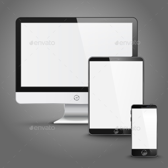 GraphicRiver Screen Devices 10160268