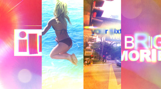 After Effects Project - VideoHive I love the summer 1023367