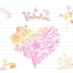Sketchy Doodle Heart  - GraphicRiver Item for Sale