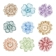 Set of Ornate Flowers - GraphicRiver Item for Sale