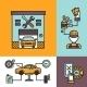 Auto Service Concept - GraphicRiver Item for Sale