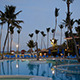 Quiet Summer Evening On Tropical Resort - VideoHive Item for Sale