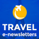 Travel/Hotel E-newsletter + Builder Access - ThemeForest Item for Sale