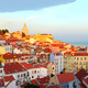 Lisbon Old Town skyline - PhotoDune Item for Sale