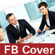 Corporate Company Facebook + Twiter Timeline Cover - GraphicRiver Item for Sale