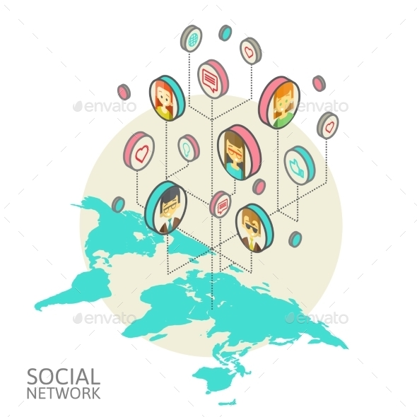 GraphicRiver Social Networks 10166281
