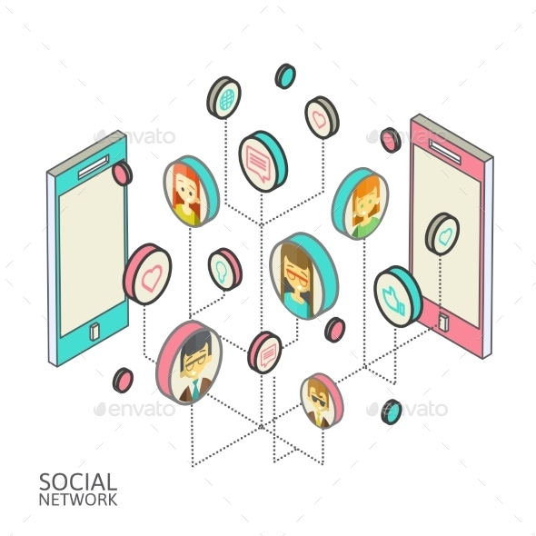 GraphicRiver Social Networks 10166290