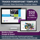 Tradex Powerpoint Template - GraphicRiver Item for Sale