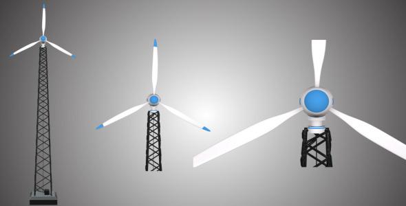 Wind Turbine V.2
