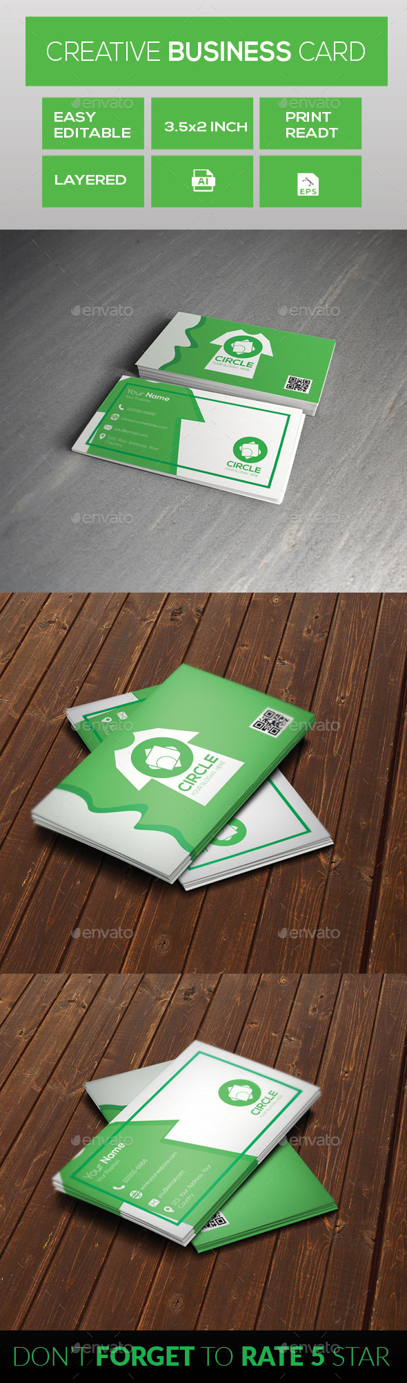GraphicRiver Creative Business Card 10168099
