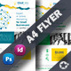 Cloud Idea Flyer Templates - GraphicRiver Item for Sale