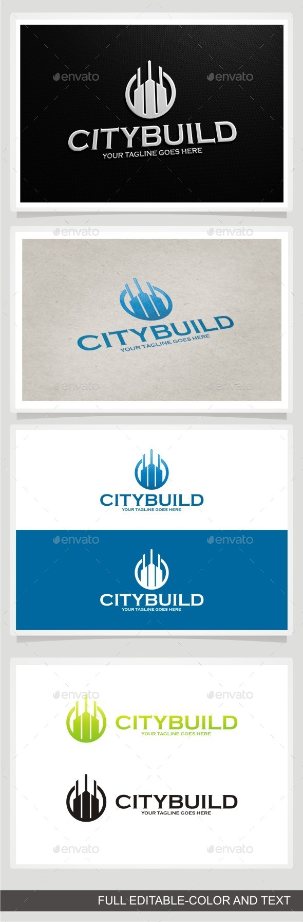 GraphicRiver City Build 10169524