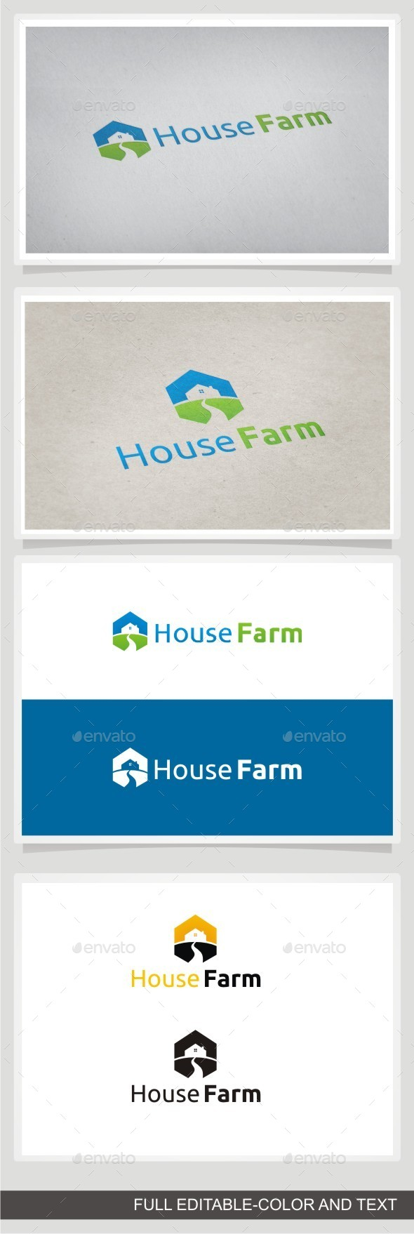 GraphicRiver House Farm 10169549
