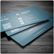 Sleek Corporate Business Card - GraphicRiver Item for Sale