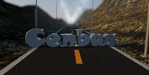 VideoHive Road 10169943