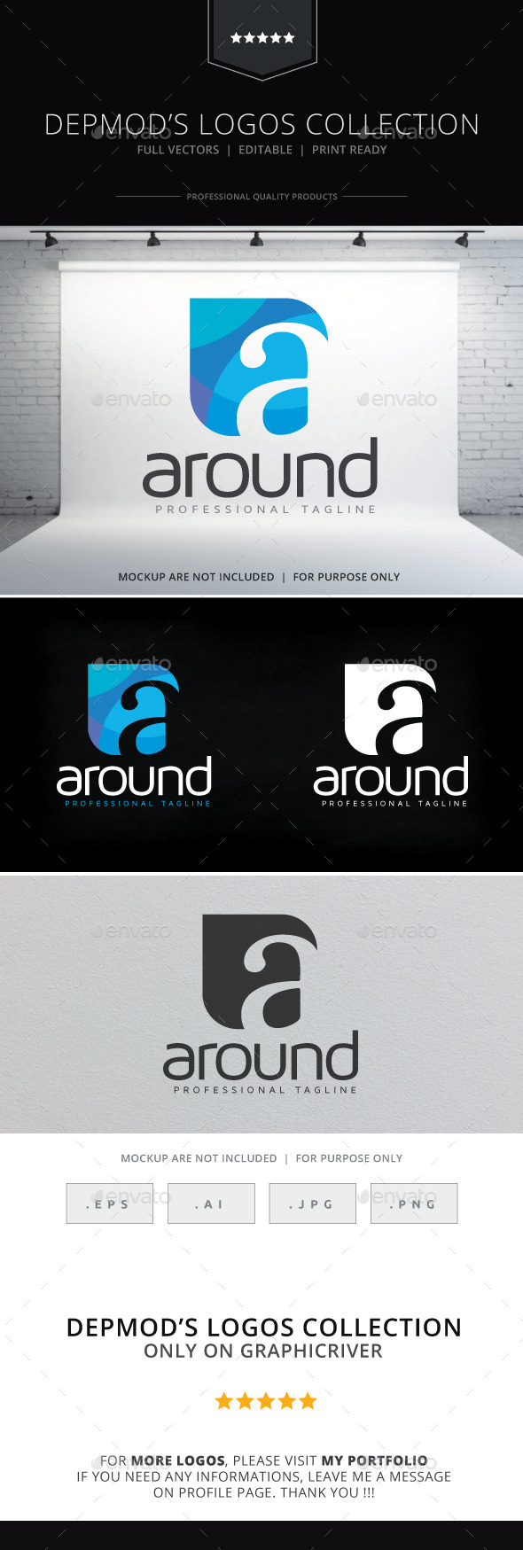 Around Logo
