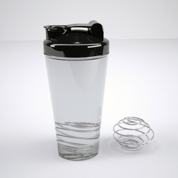 Protein shaker - 3DOcean Item for Sale