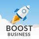 Boost Business Powerpoint Template - GraphicRiver Item for Sale