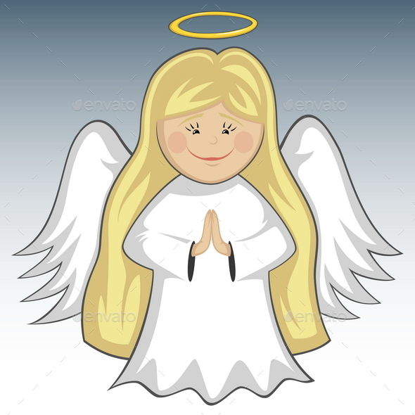 GraphicRiver Little Angel 10171459
