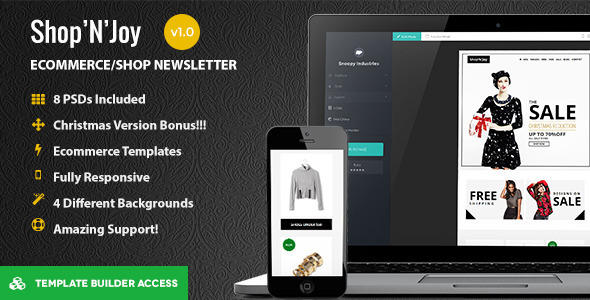 Shop&Joy Email