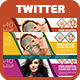 Hair & Beauty Salon Twitter Header  - GraphicRiver Item for Sale