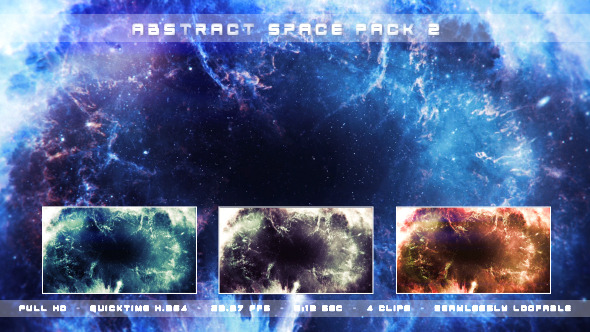 Abstract Space Pack 2