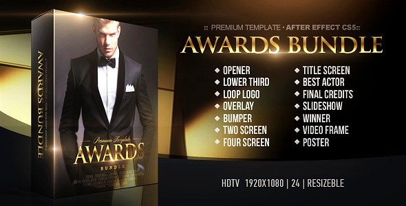 Awards Bundle