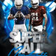 Super Ball Flyer Template - GraphicRiver Item for Sale