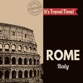 Rome poster - PhotoDune Item for Sale