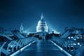 Millennium Bridge and St Pauls - PhotoDune Item for Sale