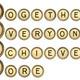 team acronym in typewriter keys - PhotoDune Item for Sale