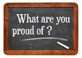 What are you proud of? - PhotoDune Item for Sale