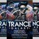 Trance Galaxy Flyer - GraphicRiver Item for Sale