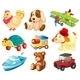 Different Toys  - GraphicRiver Item for Sale