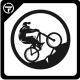 Downhill Logo Templates - GraphicRiver Item for Sale