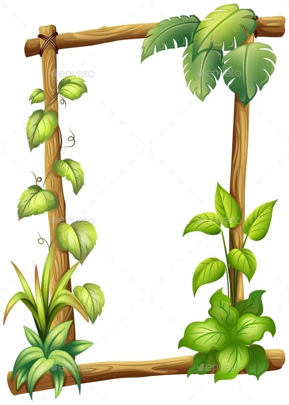 GraphicRiver Vine Plant 10174207