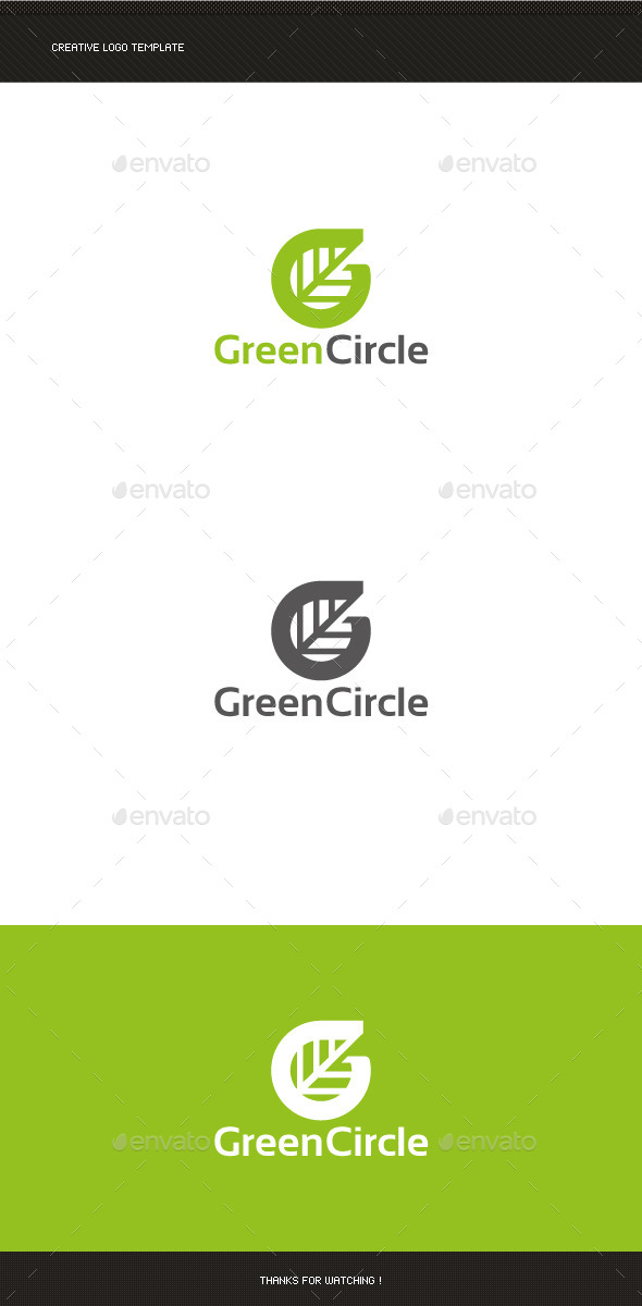 GraphicRiver G Letter Logo Template 10174213