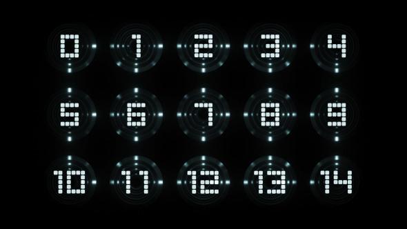 Countdown Into Lights