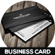 CreativeCard Business Card Design - GraphicRiver Item for Sale